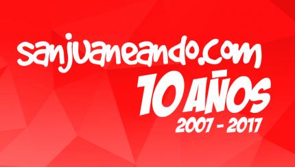 10 años de Sanjuaneando.com