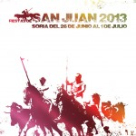 Blancolor nuevo cartel de las Fiestas de San Juan 2013 tras la renuncia de Alberto Pérez