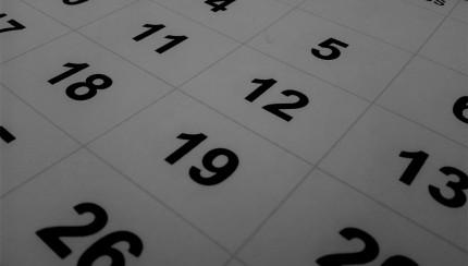 Calendario de las Fiestas de San Juan
