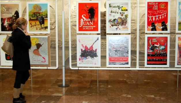 Cartel Anunciador Fiestas de San Juan 2013