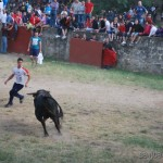 Lavalenguas. El primer contacto con los toros