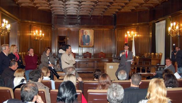 Reunión Jurados 2013