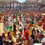 Viernes de Toros 2013. Fiesta, disfraces y cornada