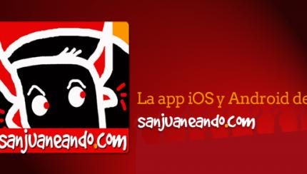 App www.sanjuaneando.com