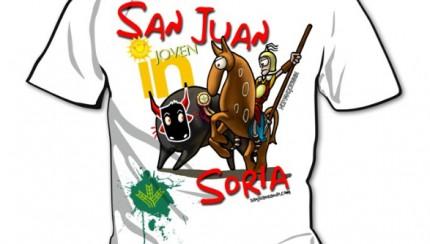 camiseta sanjuanera