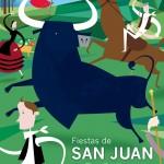 Cristóbal Aguiló ganador del concurso de carteles de Fiestas de San Juan 2014