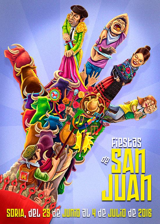 Cartel San Juan 2016