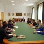 Reunión del Consejo Asesor de cara a la Feria Taurina de San Juan 2014