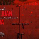San Juan 2017 ya tiene cartel anunciador