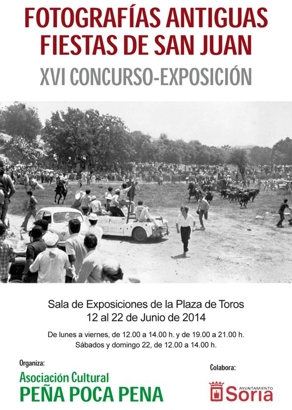 Concurso Exposición de Fotografias Antiguas de las Fiestas San Juan