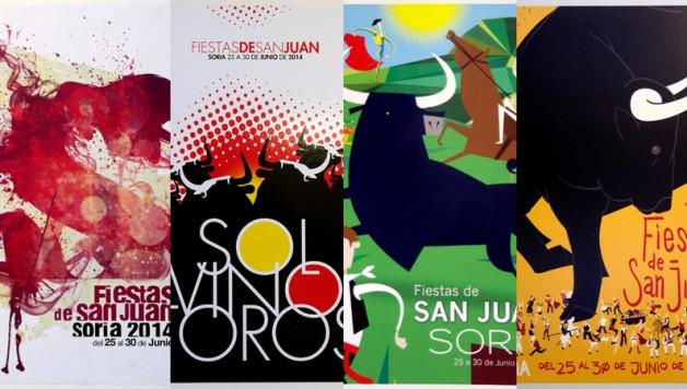Carteles finalistas San Juan 2014