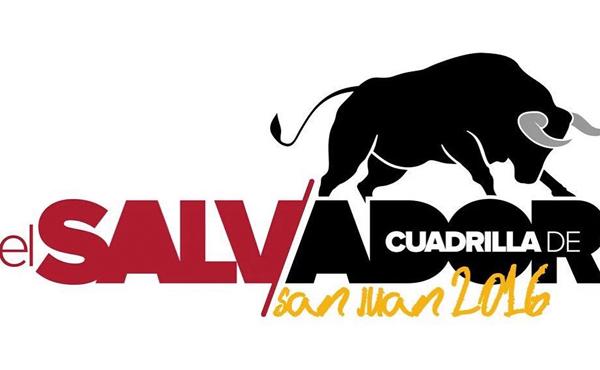 Logo de la Cuadrilla de El Salvador 2016