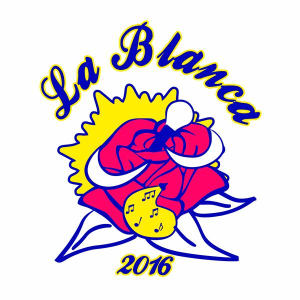 Logo Cuadrilla La Blanca 2016