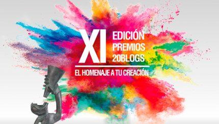 Sanjuaneando.com en los Premios 20Blog