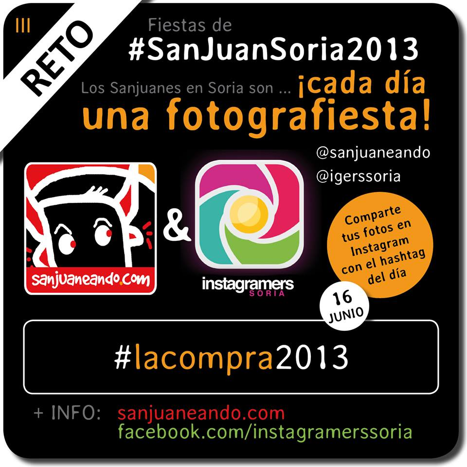 Reto Instagram Compra 2013